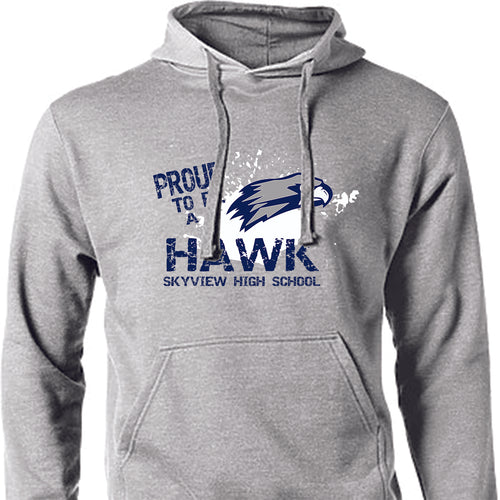 Skyview Proud to be a Hawk Hoodie