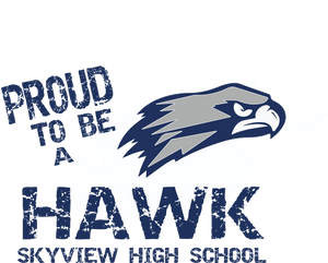 Skyview Proud to be a Hawk Unisex