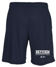 Load image into Gallery viewer, Skyview Wrestling Shorts