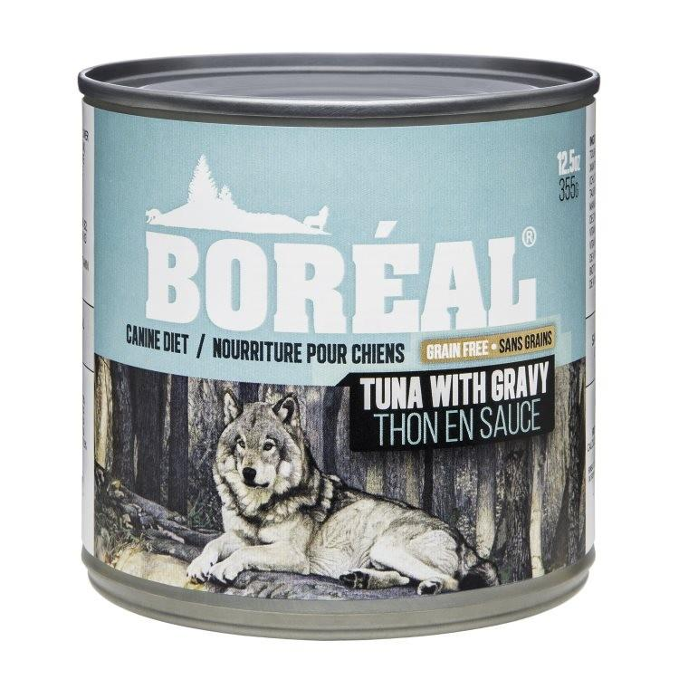 Boréal - Tuna Red Meat in Gravy Dog Food