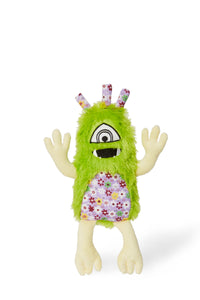 Bud'z - Igor Plush Monster Dog Toy - Green