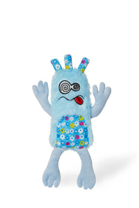 Bud'z - Igor Plush Monster Dog Toy - Blue