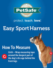 Load image into Gallery viewer, PetSafe - Easy Sport Harness