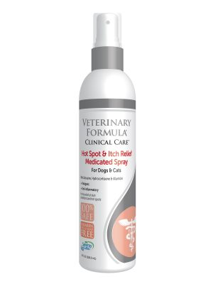 Veterinary Formula Hot Spot & Itch Relief Medicated Spray