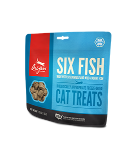 Orijen - Six Fish Cat Treats - Natural - Canadian