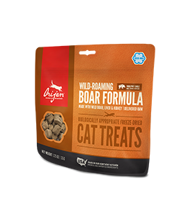 Orijen - Wild-Roaming Boar Cat Treats - Natural - Canadian