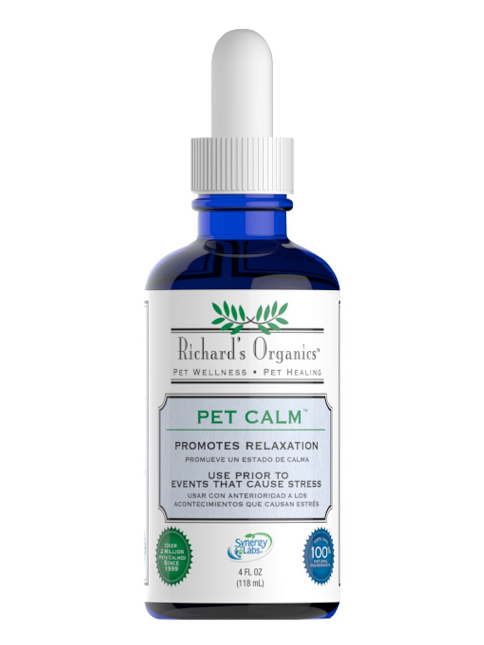 Richard's Organics Pet Calm
