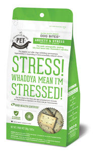 Granville Treats - Stress! Whaddoya Mean I'm Stressed! - Dog