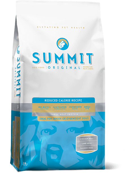 summit - Reduced Calorie - Dog