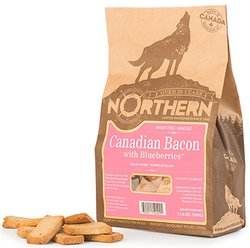 Northern Biscuit - Canadian Bacon Dog Cookies