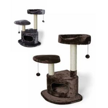 Load image into Gallery viewer, Bud'z - 3 Level Cat Tree