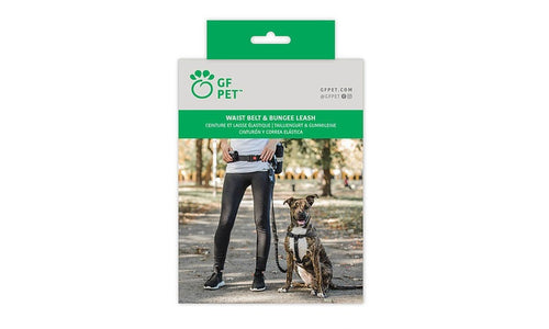 GF Pet - Waist Belt & Bungee Leash