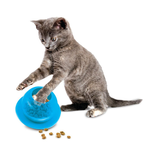 PetSafe - Fishbowl Feeder Cat Toy