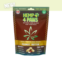 Load image into Gallery viewer, Hemp 4 Paws - Dog Treats