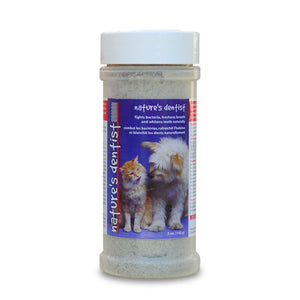 Nature's Dentist Powder For Cats & Dogs