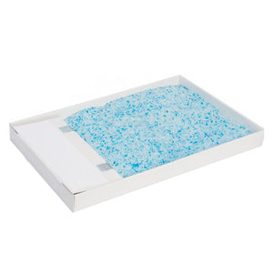 PetSafe - Scoop Free Premium Blue Crystal Litter Tray