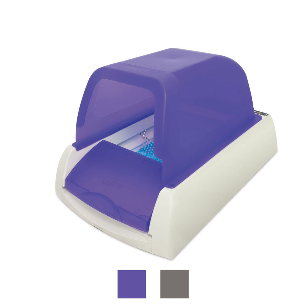 PetSafe - Scoop Free Ultra Self-Cleaning Litter Box
