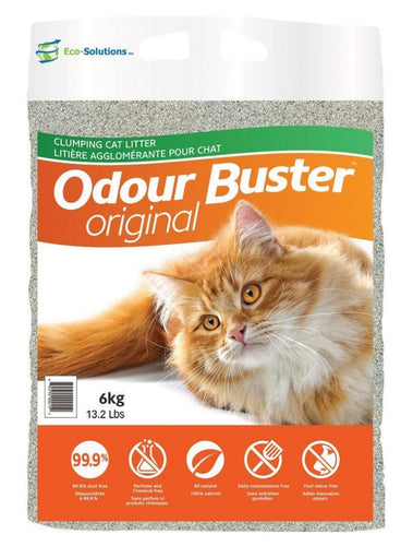 Odour Buster Original Clumping Cat Litter