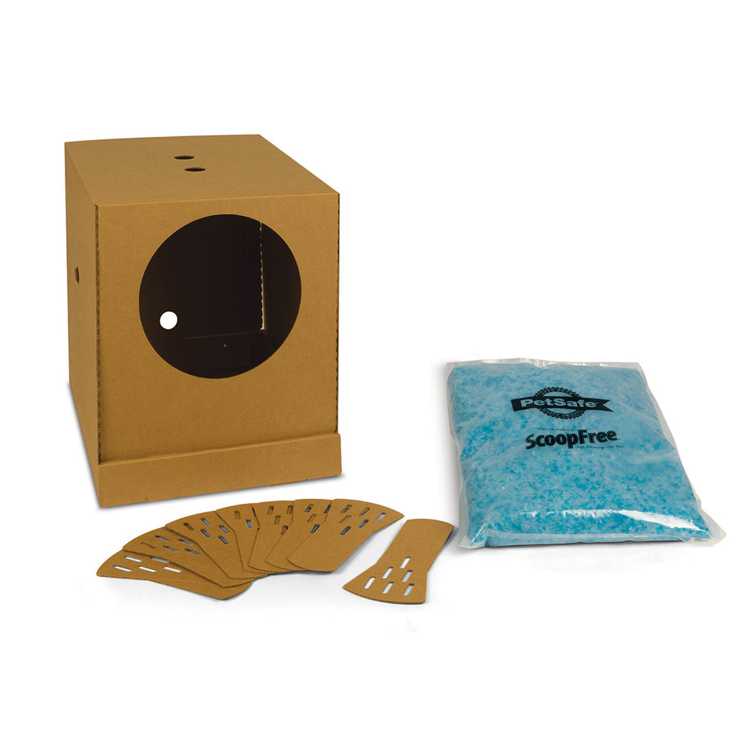 PetSafe - Disposable Litter Box