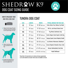 Load image into Gallery viewer, Shedrow K9 - Tundra Dog Coat