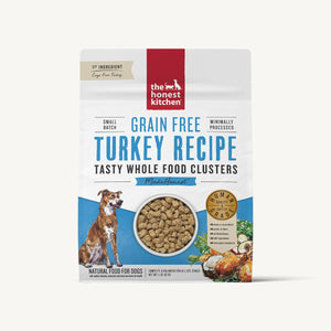The Honest Kitchen - Turkey Whole Food Clusters for Dogs