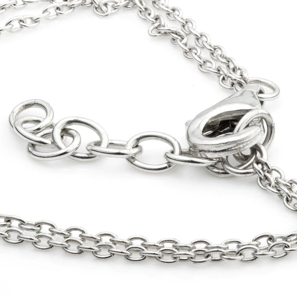 Love - Joy - Peace Sterling Silver Bracelet