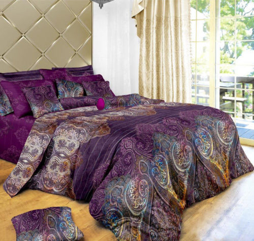*MAISY* Double//Queen//King Size Bed Quilt//Doona//Duvet Cover Set New M367