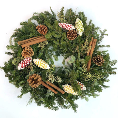 Forest Gift Wreath