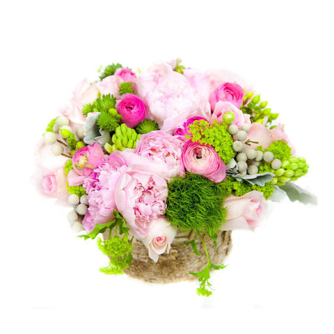 Flower Delivery NYC - Floral Arrangement - Spring Melody