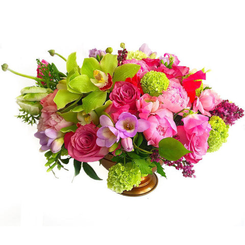 Butterfly Effect Flower Arrangement same day delivery flowers Manhattan florist NYC