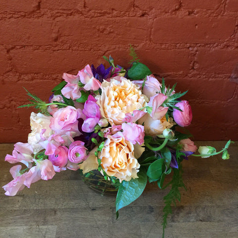 Chloe Flower Arrangement - flower delivery nyc 10019 10022 best florist