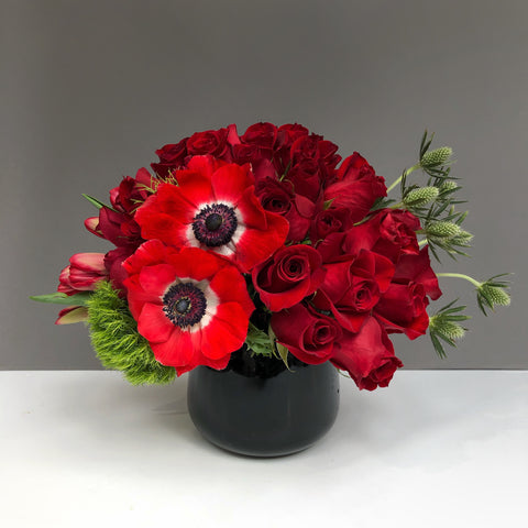 flowers delivery same day red roses nyc manhattan florist