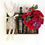 nyc flower delivery - manhattan florist 10019 - send flowers nyc - buy orchids nyc - hazel village
