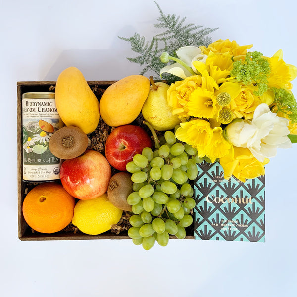 gift basket delivery nyc - send fruit basket  new york
