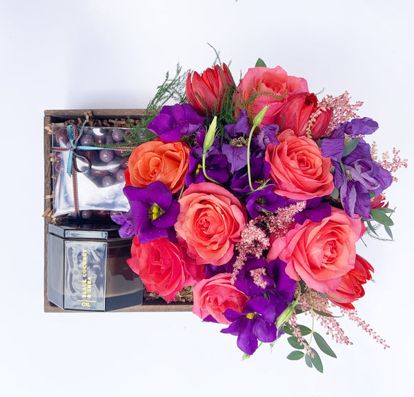 send flowers gift basket delivery new york
