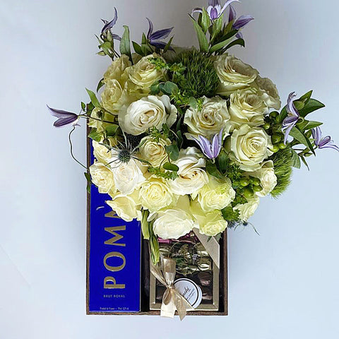 pommery flowers chocolate deluvery buy send online manhattan nyc