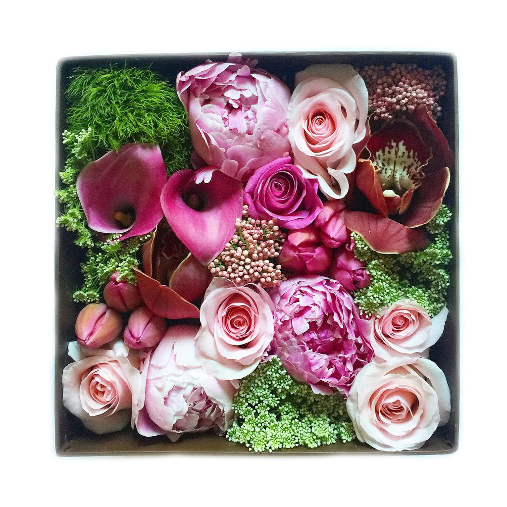 Alaric Flowers Luxury Gift Box Valentine Day Flower Delivery