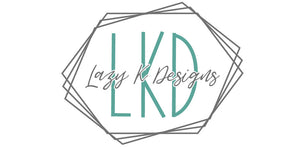 Lazy K Designs | Carrie Kirkes