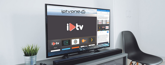 INSTALL IPTV  ON APPLE TV