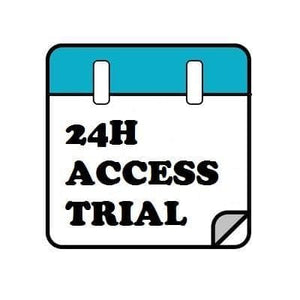 24h Access IPTV VOD (TRIAL)