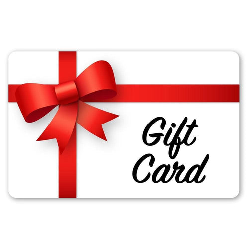 Gift card.