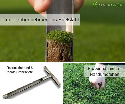 UPGRADE! Edelstahl-Profi-Probennehmer (Add-on)