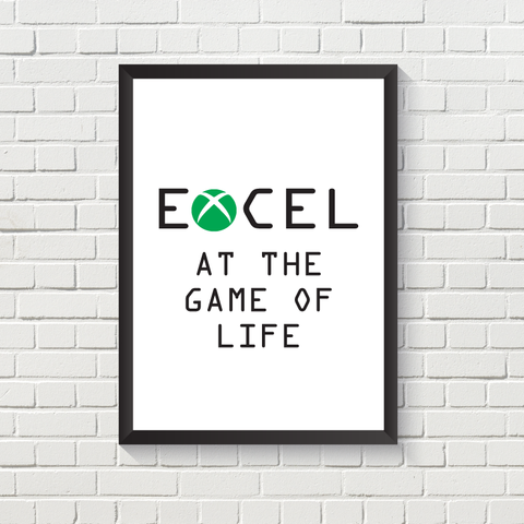 EXCEL at the Game