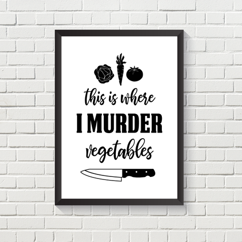 Murder Vegetables