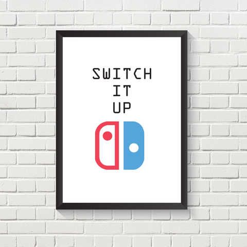 SWITCH It Up Game