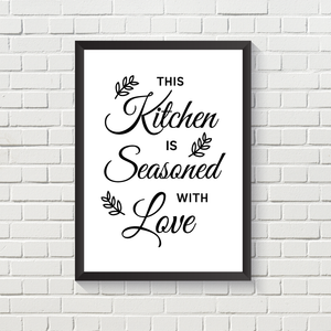 Seasoned with Love