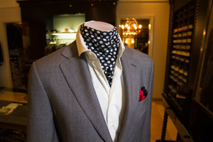 The Difference Between Handkerchiefs and Pocket Squares