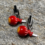 Lollipop Cufflinks
