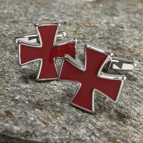 Patty Cross Cufflinks