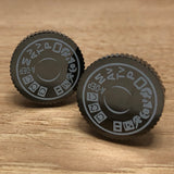 Camera Function Wheel Cufflinks